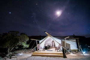 Moab Under Canvas - Luxury Glamping :: Camping as it should be! Luxury tent camping minutes from Arches & Canyonlands National Park. Enjoy Utah's spectacular desert without giving up the comforts of home!