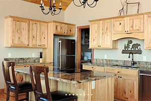 Coyote Cabin Rental Homes & Cabins