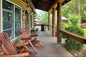 Cabins at Pack Creek Ranch - dogs welcome